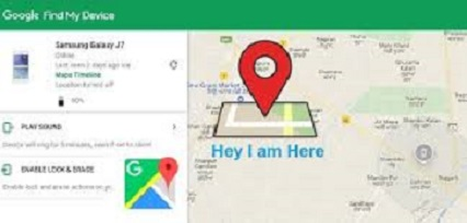Google Find My Phone