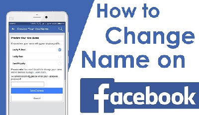 How do You Change Your Name on Facebook